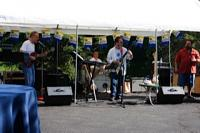 Instant Replay performs at Kerrigan's graduation party
